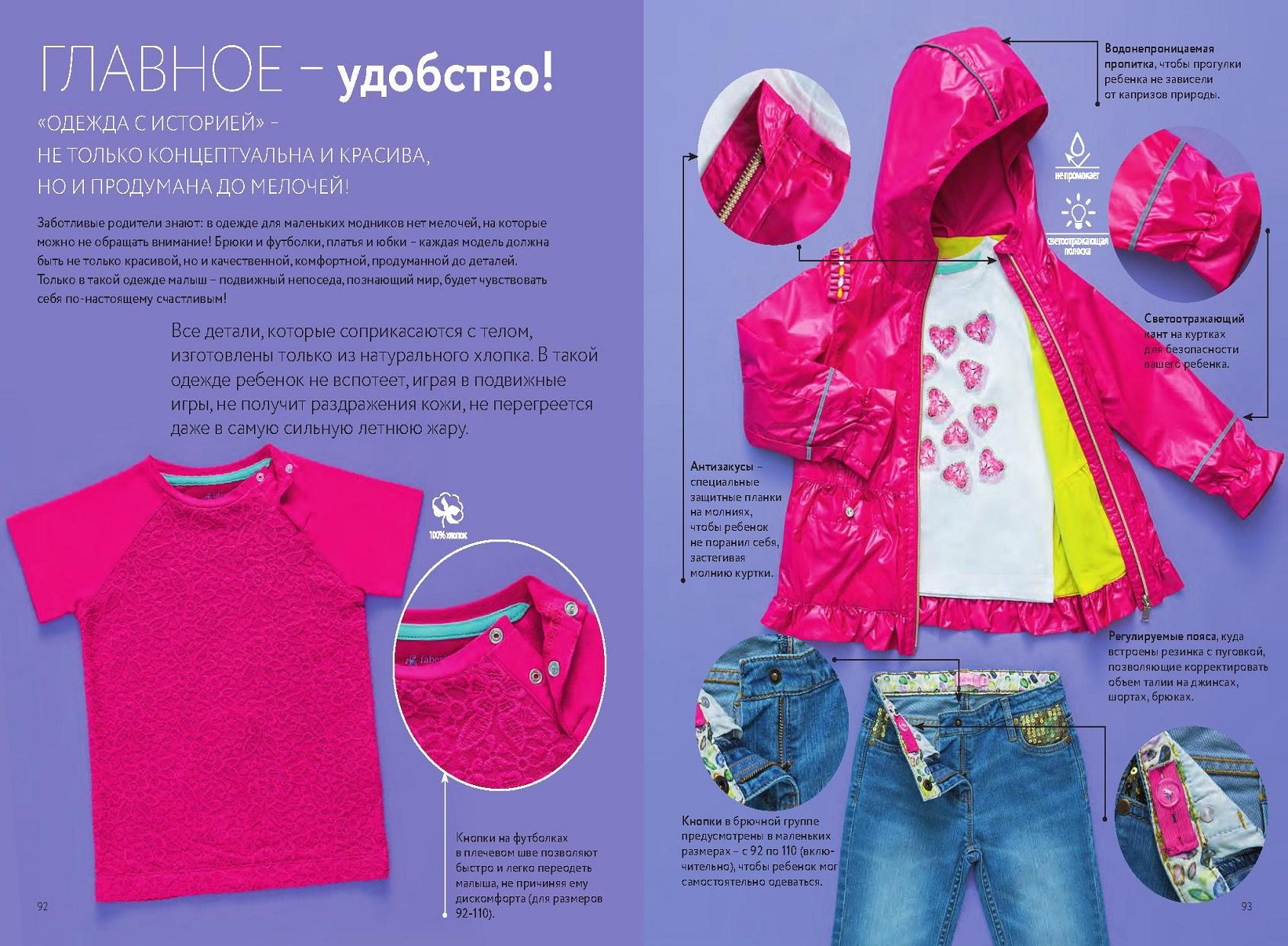 Фаберлик Одежда Для Детей